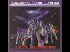 Industrial Bass Machine - The Voice of World Control