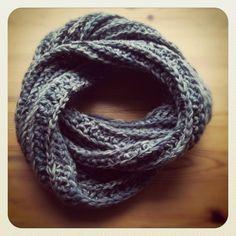 Einen Loop Schal In Rekordzeit Häkeln Auch Für Ungeübte