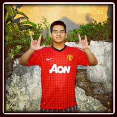 MU fans from indonesia