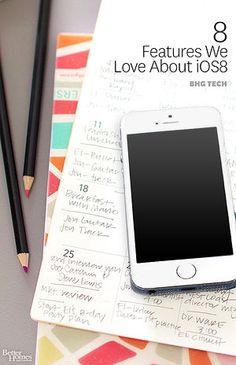 Tricks for iOS 8