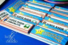 "Photo 2 of 16: Super Mario Brothers / Birthday ""Mario Bros""   Catch My Party"