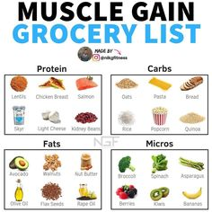 protein shake to gain muscle high protein foods, the realities about high protein food and what you must understand for healthy living Food To Gain Muscle, Muscle Building Foods, Muscle Food, Foods That Build Muscle, Muscle Growth Diet, Muscle Men, Meal Prep Muscle Gain, Sport Nutrition, Nutrition Education