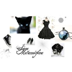 """Sirce Metamorfose!"" by katherynefoshi on Polyvore"