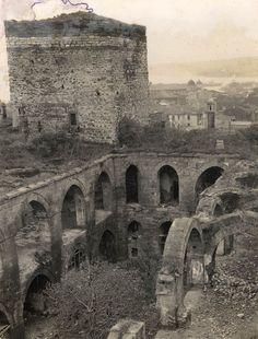Eski İstanbul Fotoğrafları Arşivi : Fotoğraf