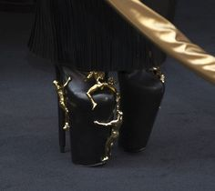 Lady Gaga's Shoes - New York