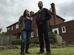 Nick Groff, Katrina Weidman Preview PARANORMAL LOCKDOWN: BLACK MONK HOUSE Halloween Special on After Hours AM/America's Most Haunted Radio - America's Most Haunted Most Haunted, Haunted Places, Ghost Shows, Ghost Videos, Ghost Adventures, Ghost Hunters, Creepy Things, Scary Stuff, Urban Legends