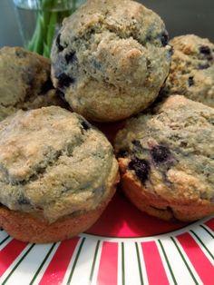 vegan blueberry muffin recipe to remember