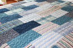 memory quilts made from clothing