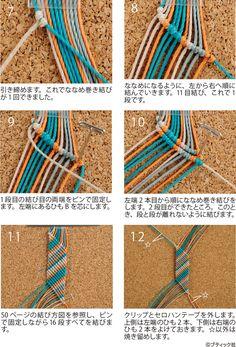 Macrame Art, Macrame Knots, Micro Macrame, Friendship Bracelets Tutorial, Diy Friendship Bracelets Patterns, Macrame Earrings, Macrame Bracelets, Loom Bracelets, Crochet Stone