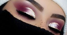 Find images and videos about makeup, eyes and make up on We Heart It - the app to get lost in what you love. Cute Makeup, Glam Makeup, Pretty Makeup, Skin Makeup, Makeup Inspo, Makeup Inspiration, Amazing Makeup, Gorgeous Makeup, Makeup Geek