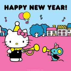 Wishing everyone a new year that is filled with friendship and fun! Happy 2016!