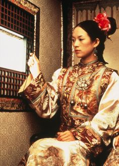 Zhang Ziyi in 'Crouching Tiger, Hidden Dragon' (2000).