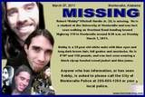 Robert Hardin 25 MISSING - Montevallo, Alabama 03-07-2011