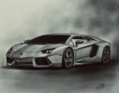 car drawing