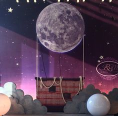 28 trendy Ideas for birthday background ideas backdrops Decor Photobooth, Photo Booth Backdrop, Photo Props, Photo Booths, Dance Themes, Prom Themes, Space Party, Space Theme, Birthday Background