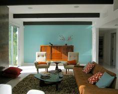 Wohnzimmergestaltung Ideen Im Retro Stil U2013 30 Beispiele Als Inspiration