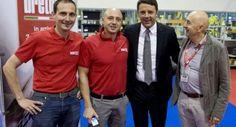 Renzi inaugura stabilimento Breton   Oggi Treviso   News   Il quotidiano con le notizie di Treviso e Provincia: Oggitreviso