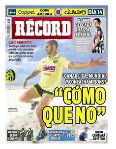 México - RÉCORD 24 junio del 2015