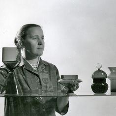 Trail Blazers, Finland, Mid-century Modern, Scandinavian, Glass Art, Designers, Mid Century, Inspired, Antiques