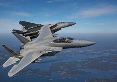 Global Military Aviation / USAF F-15