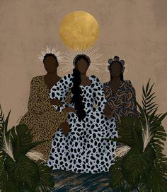Black Love Art, Black Girl Art, Art Girl, Art Pictures, Photos, Black Art Painting, Feminist Art, Afro Art, African Art