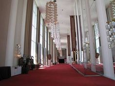 Kennedy Center Millennium Stage offers free performances everyday at 6pm. Free tours of the Kennedy Center are offered everyday from 10 - 5 pm.