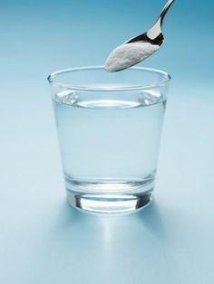 Por si no lo sabías: El bicarbonato de sodio es EXCELENTE para bajar de peso. Aprende cómo usarlo.