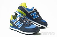 New Balance 574 'Yacht Club' Pack  More: http://checkmyshoes.blogspot.hu/2013/02/new-balance-574-yacht-club-pack.html