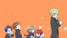 Japanese Games, Best Husband, Ensemble Stars, Cute Images, Anime Comics, Chibi, Kawaii, Animation, Fan Art