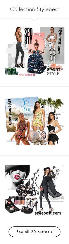 """Collection Stylebest"" by sanja90 on Polyvore featuring Deborah Lippmann, MAKE UP FOR EVER, Burberry, Guerlain, Disney, Olivia Grace, Estée Lauder, Elizabeth Arden, mark. and lilah b."