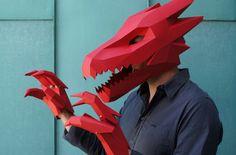 Wintercroft's DIY geometric masks