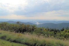 View from Clinch Mtn. in route to KY hike.  Sept. 2012