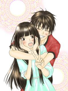 Find images and videos about anime, couples and kimi ni todoke on We Heart It - the app to get lost in what you love. Manga Girl, Manga Anime, Anime Art, Girls Anime, Kimi Ni Todoke, Cardcaptor Sakura, Sakura Card Captor, Shugo Chara, Noragami
