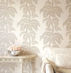 Chinoiserie Chic: Wisteria from Thibaut