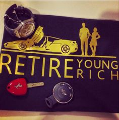 Young rich