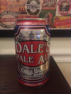 Day 5 - Dale's Pale Ale