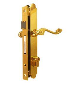 Marks Lock Thinline Mortise Lockset 2750 Series For Storm & Screen Doors