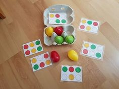 The egg field: simple exercise for Easter - education-child . Easter Activities, Montessori Activities, Kindergarten Activities, Activities For Kids, Preschool 2 Year Old, Daycare Crafts, Nursery School, Easter Party, Kids Education