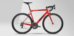 TOP 5 BICICLETAS DE CARRETERA: El BMC y su Teammachine SLR01