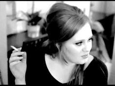 Adele - Rumour Has It  I friggin' luv Adele!
