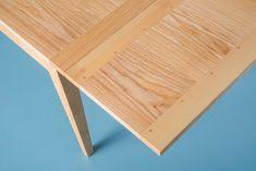 Extending Whittlewood dining table handmade to order Seating Capacity, Handmade Table, Bespoke Design, Dining Room Table, Loom, Flexibility, Ash, Hardwood, British