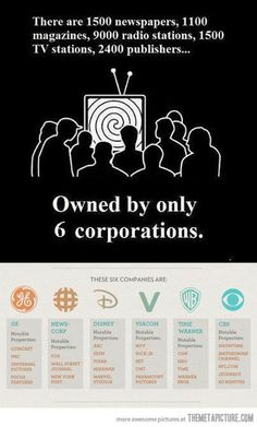 There is a reason why monopolies are not supposed to be allowed.  It gives a small group too much power over too many.