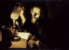 Physician with a urine sample, ca. 1620-1634. Ashmolean Museum of Art and Archaeology, University of Oxford.