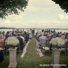 Chicago Weddding Venue :: Lake Lawn Resort & Calladora Spa