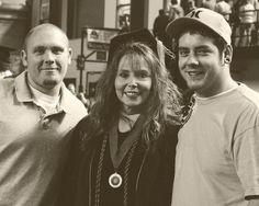 Josh, Chris and Dr. Tammy - cousins