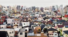 Tokyo, 2017 by Andreas Gursky. Contemporary Photography, Abstract Photography, Color Photography, Andreas Gursky, Social Photography, Hayward Gallery, Photo Story, High Definition, The Dreamers