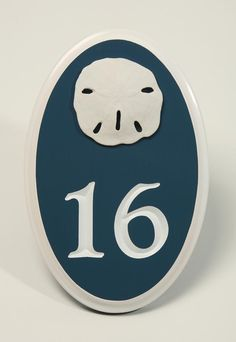 House Number Signs - Custom Business Signs - The Chatham Sign Shop - Chatham, MA