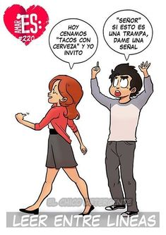 Love Is Comic, Cartoon Jokes, Sexy Cartoons, I Love You, Love Her, Together Forever, Spanish Quotes, Love Messages, Family Guy