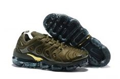 High Quality Nike Air Max Plus TN 2018 Olive Green Men's Running Shoes Sneakers New Nike Sneakers, Casual Sneakers, Nike Shoes, Shoes Sneakers, Men's Shoes, Nike Air Max Tn, Nike Air Max Plus, Nike Air Vapormax, Running Shoes For Men