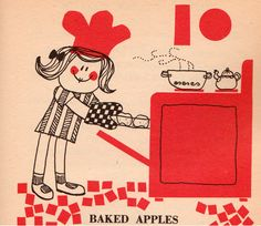 Girls and Boys Easy to Cook Book with recipes by Ann Wainwright, edited by Barbara Zeitz, illustrated by Stan Tusan, introduction by Poppy Cannon (1969).